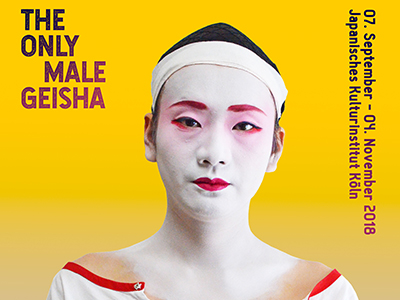 The Only Male Geisha